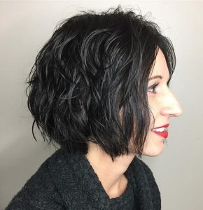 Hairro bob cut hair