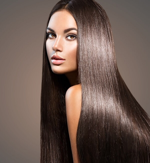 High Collection Silky Straight