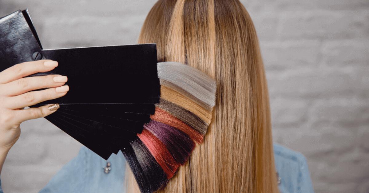 hair colors for tan skin