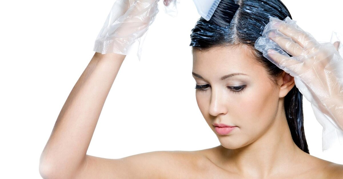how to get toner out of hair