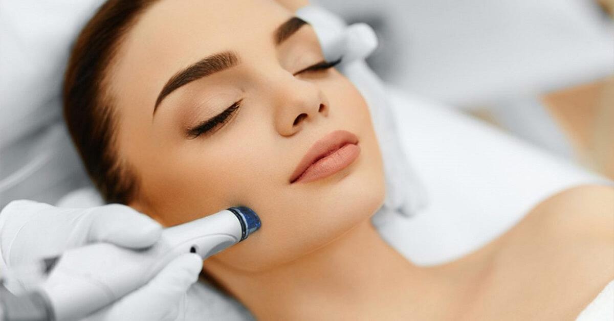 laser treatment for face dark spots