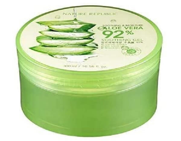 Aloe Vera Based Korean Moisturizer by Nature Republic