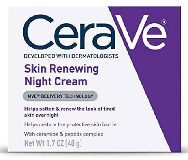 Face Moisturizing Night Cream by Cera Ve