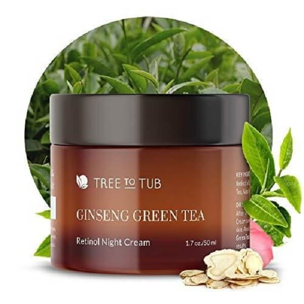 Gentle Night Cream by Tree To Tub