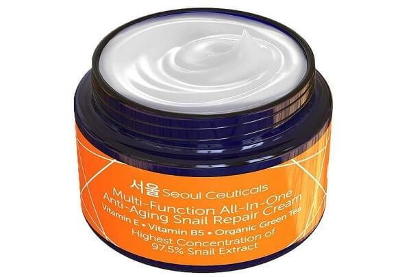 Korean Skin Care Moisturizing Cream by Seoul Ceuticals
