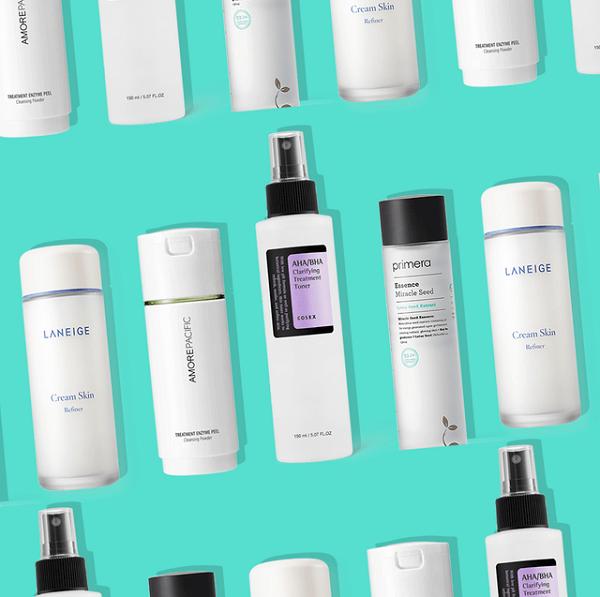 Korean moisturizers