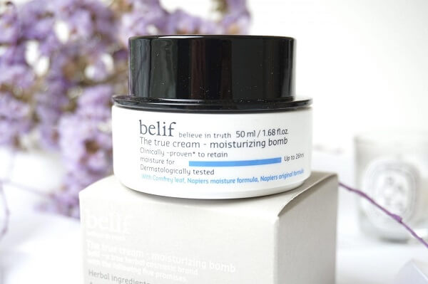 Moisturizing Korean True Cream by Belif