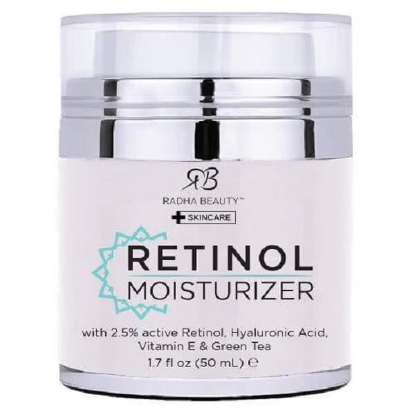 Night Moisturizing Face Cream by Retinol