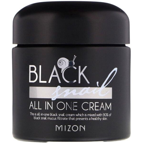 Snail Repair Black Cream by Mizon