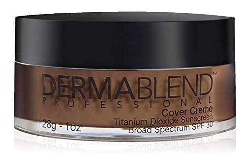 Cover Creme Dark Chocolate Foundation by Dermablend