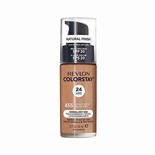 Liquid Foundation Honey Beige Makeup by Revlon ColorStay
