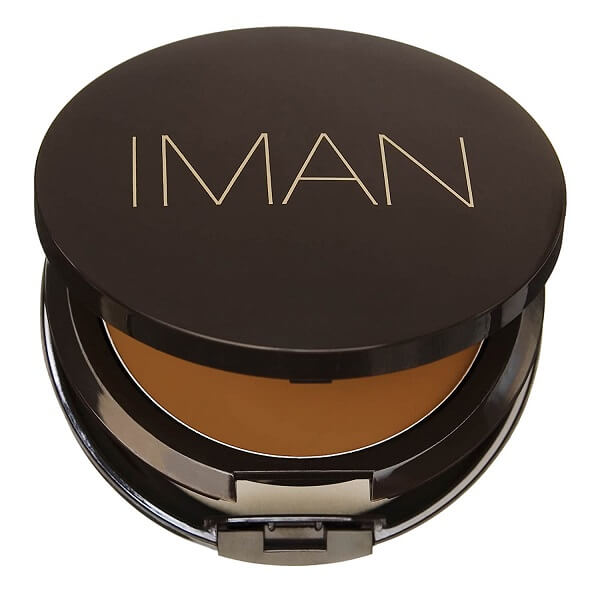 Second to None Cream to Powder Foundation Earth 2 by Iman