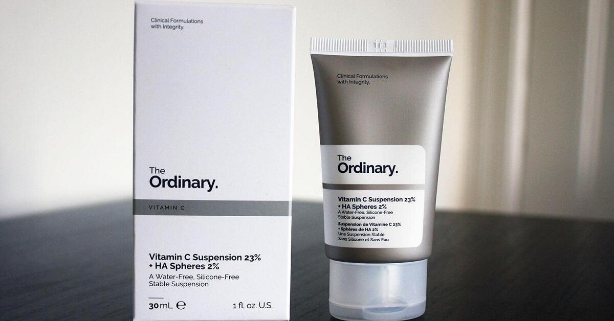 the ordinary vitamin c