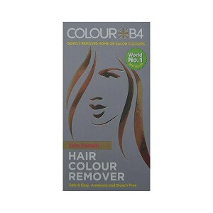 Colour Remover with Extra Strength
