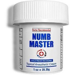 numbing cream
