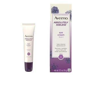 Aveeno Absolutely Ageless Eye Cream