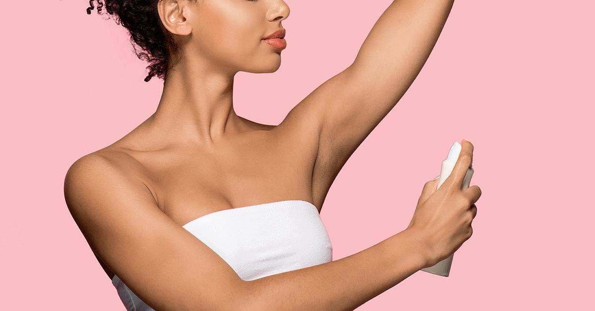 best drugstore deodorants
