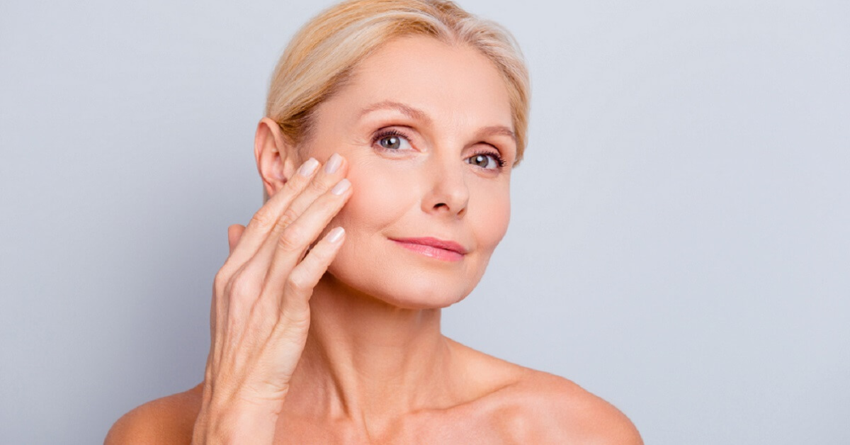 best cleanser for aging skin