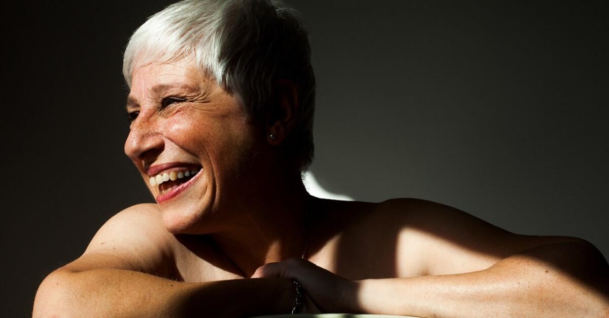 loreal foundation for older women