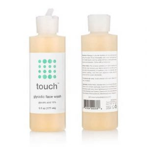 touch glycolic